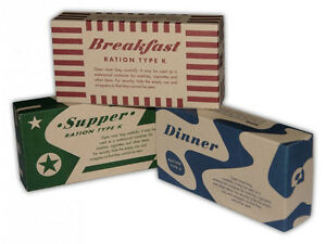 US-Army-WWII-K-Ration-Box-Kits-for-Re-enactors-WOW