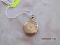 Pocket Watch - Ladies - Elgin - Vintage