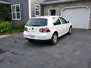 2008 Volkswagen Golf City  New Mvi