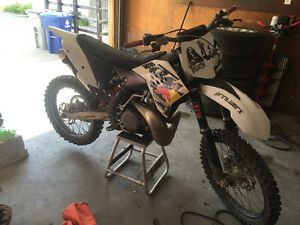 2010 Ktm 250sx for sale