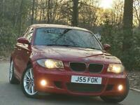 2008 BMW 1 Series 2.0 118d M Sport 5dr Hatchback Diesel Manual