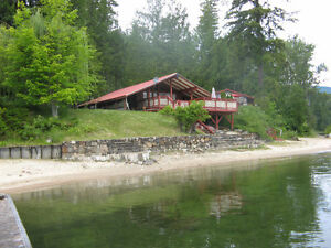 Mabel Lake Cabin