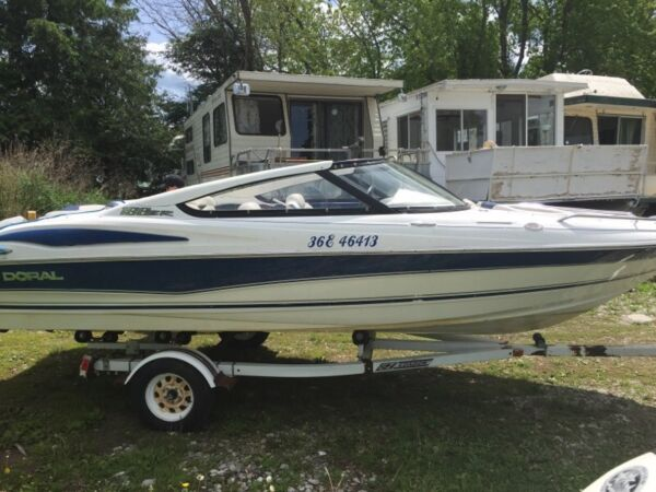 Used 2001 Doral Boats 190BR