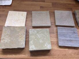 14 tile samples - FREE