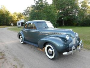 1939 Buick Special Sport Opera Coupe