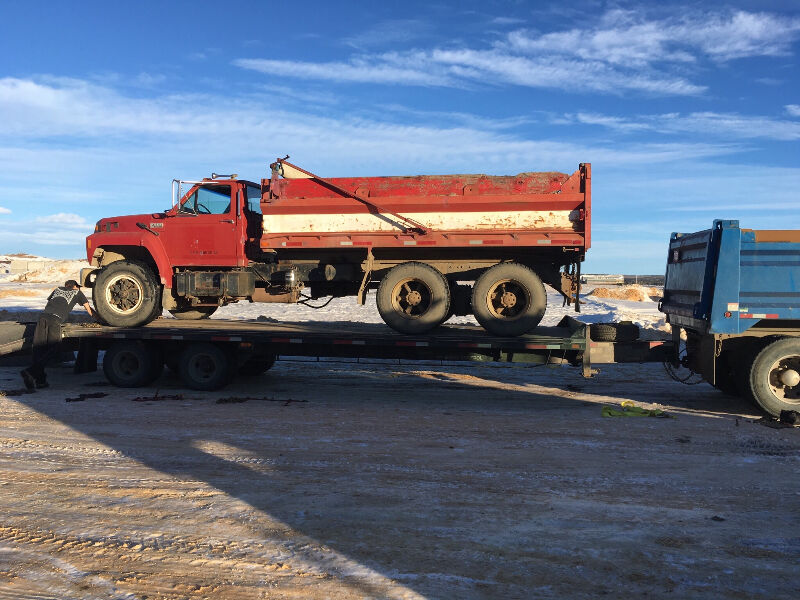 Kijiji Edmonton Heavy Trucks: Dump Truck For Sale