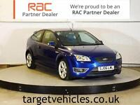 2006 FORD FOCUS 2.5 ST-2 225BHP ~FULL SERVICE HISTORY~RAC WARRANTY~