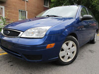 2006 Ford Focus,121km,AC,very clen,new tires