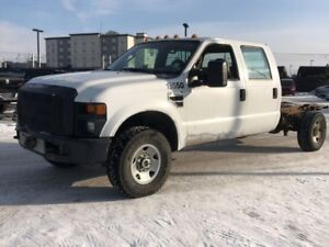 2008 Ford F-350 SD FX4 Crew Cab only need the box