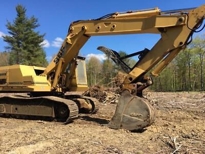 Manca 34x74 Massive Manual Excavator Thumb Fits 50000-80000lb Carrier