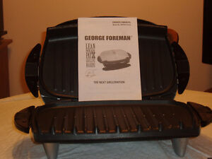 GEORGE FOREMAN GRILLING MACHINE West Island Greater Montréal image 2