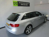Audi A4 AVANT 2.0 DIESEL S-LINE SPECIAL EDITION AUTO, BUY FOR ONLY £43 A WEEK