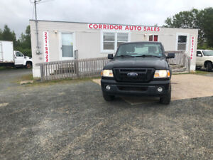 2010 FORD RANGER (1 YEAR WARRANTY INCLUDED IN THE PRICE!)