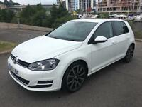 2014 VOLKSWAGEN GOLF GT TDI BLUEMOTION TECHNOLOGY HATCHBACK DIESEL