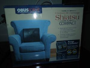 Shiatsu cushion