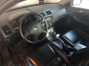 Honda Accord 2004 Ex-l, Low Millage - 183K KM