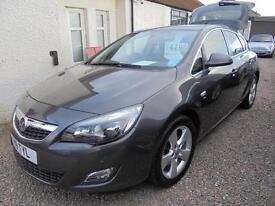 Vauxhall/Opel Astra 1.7CDTi 16v ( 125ps ) ecoFLEX 2012MY SRi 5DR