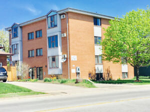 Excellent one bedroom apartment for rent in East Oshawa!