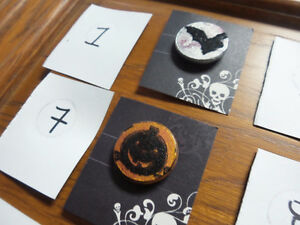 Halloween magnets Choose from 20 Kingston Kingston Area image 8