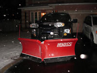 SNOWPLOWING for the 2015-2016 SEASON