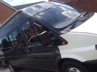 54 plate transit minibus
