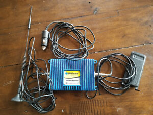 Wilson mobile cell booster