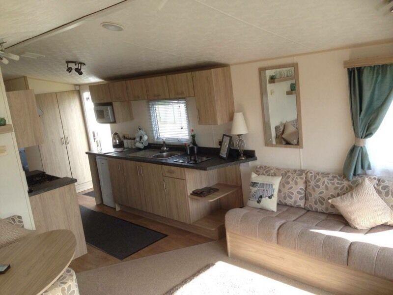Unique Caravan For Hire At Haven Devon Cliffs Book Direct With The Owner UK