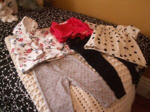 GIRLS BABY CLOTHES 18-24 MONTHS