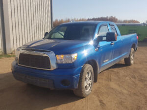 2009 Toyota Tundra Double Cab Long Box