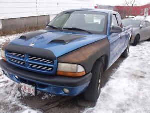 2001 Dodge Dakota Coupe (2 door)