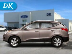2012 Hyundai Tucson GL FWD, Heated Seats, Bluetooth, and More!