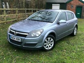 Vauxhall Astra Club Auto 2004