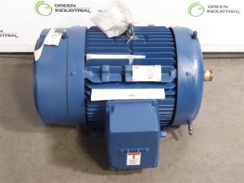 SURPLUS 50 HP Siemens Electric Motor 460V 1780 RPM 326TS Frame RGZEESDX