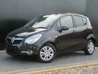 2011 Vauxhall Agila 1.2 i SE 5dr Hatchback Petrol Automatic
