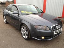 Audi A4 2.0TDI 2006 S Line GREAT FAMILY CAR GREAT MPG