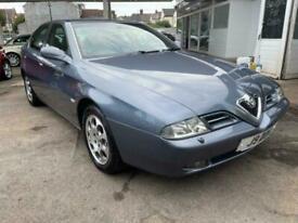 image for 2001 Alfa Romeo 166 3.0 V6 24V Super 4dr*ONE PREVIOUS OWNER**FSH** SALOON Petrol