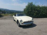 1970 MG B Roadster Petrol Manual