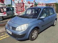 RENAULT SCENIC 1.5 DCI 80 2004 EXPRESSION *** MOT TILL 18TH AUGUST 2017