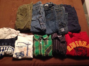 Boys Size 6 Clothing - 10 Items