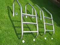 Pool Ladder for in Ground  – All Stainless Steel