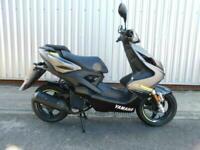 Yamaha Aerox 50 scooter moped, 49cc