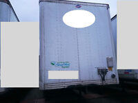 2006 & 2007 UTILITY DRY VANS AVAILABLE