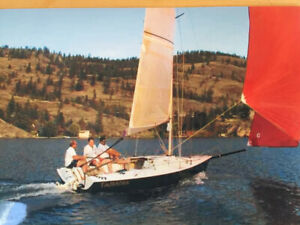 Sailboat, Hotfoot 20