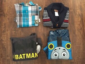 BOYS CLOTHES - new with tags, never worn (size 5)