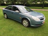 Vauxhall/Opel Vectra 1.8i VVT ( 140ps ) 2007.5MY Life LONG MOT 24/06/2017