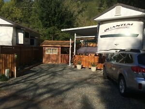 recreational property with RV - $94900 (harrison hotsprings)
