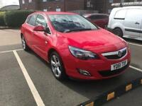 Vauxhall Astra SRI - VERY LOW MILEAGE - Very Cheap To Run 51+ MPG - Low Tax