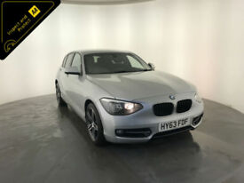 2013 63 BMW 118D SPORT DIESEL 5 DOOR HATCHBACK SERVICE HISTORY FINANCE PX