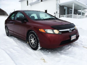 2008 Honda Civic DX-G only 108,500km good condition