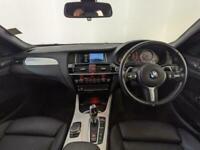 2017 BMW X4 XDRIVE20D M SPORT AUTO 4X4 REVERSING CAMERA HEATED SEATS SVC HISTORY